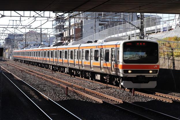 武蔵野線 E231系ケヨMU37編成 (1)