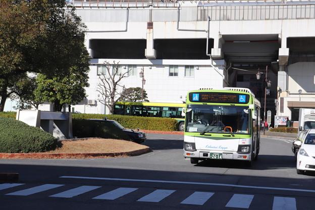 Photos: 国際興業バス 3019号車