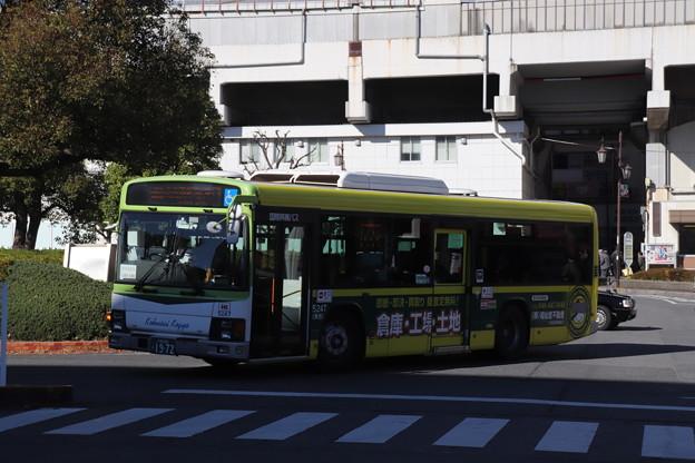 国際興業バス 5247号車 (1)