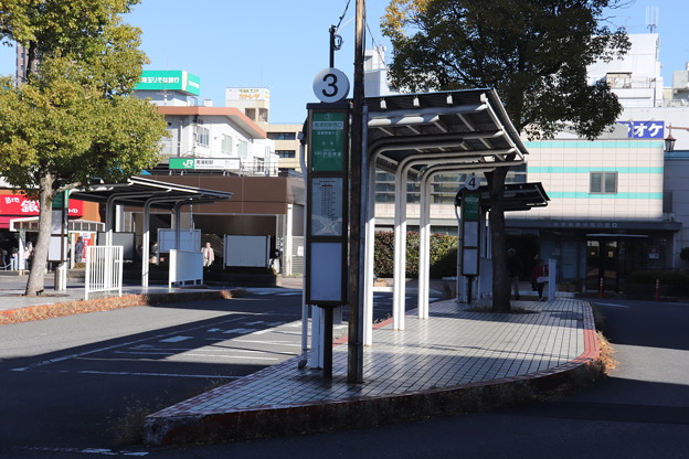 国際興業バス バス停留所 南浦和駅西口