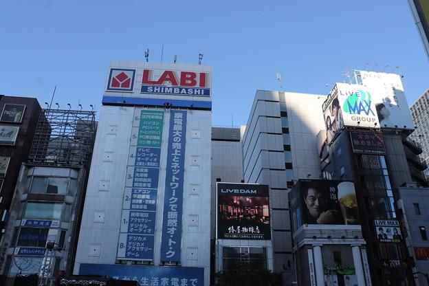 Photos: 新橋 20191228_03