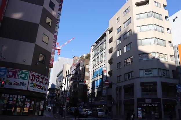 新橋 20191228_11