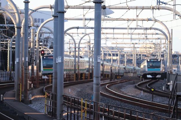 高崎線・京浜東北線 E233系