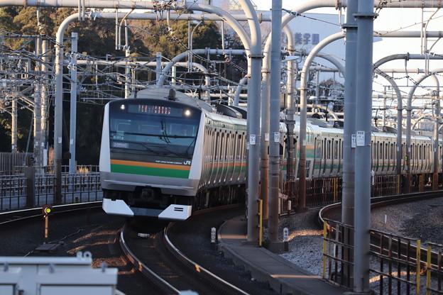 高崎線 E233系3000番台E-01編成