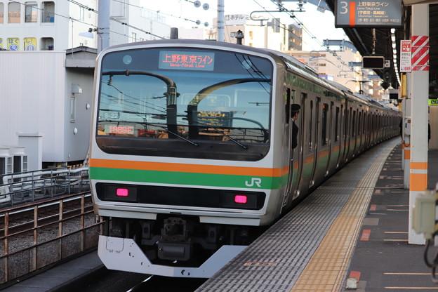高崎線 E231系1000番台S-22編成
