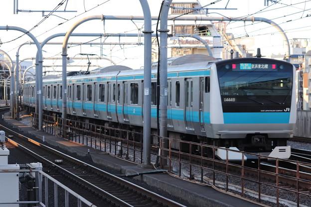 京浜東北線 E233系1000番台サイ165編成