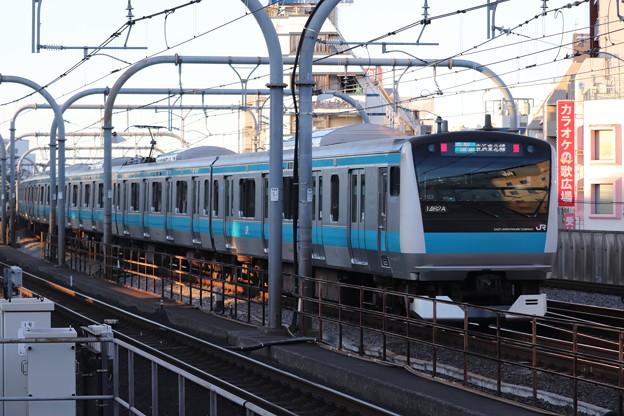 京浜東北線 E233系1000番台サイ163編成