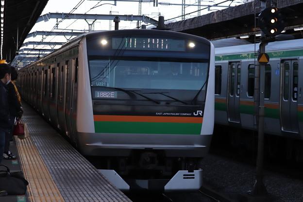 高崎線 E233系3000番台U221編成