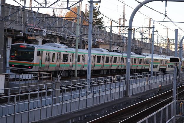 湘南新宿ライン E231系1000番台U517編成