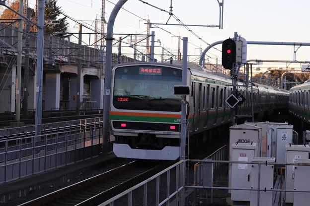 高崎線 E231系1000番台U590編成