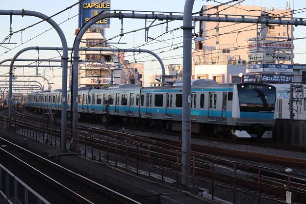 京浜東北線 E233系1000番台サイ162編成
