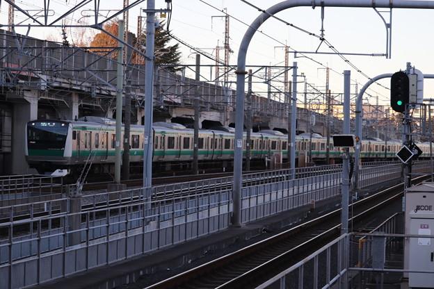 埼京線 E233系7000番台
