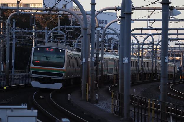 高崎線 E231系1000番台K-36編成