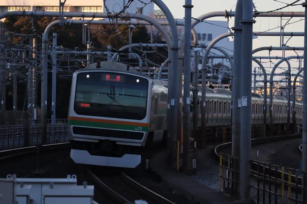 高崎線 E231系1000番台K-36編成 (1)