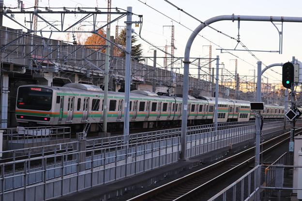 湘南新宿ライン E231系1000番台K-20編成