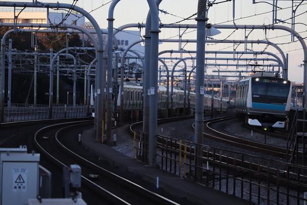 宇都宮線・京浜東北線 E233系