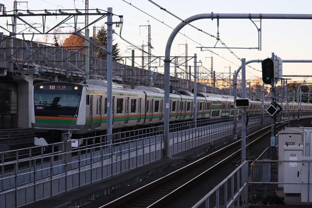 湘南新宿ライン E233系3000番台E-10編成
