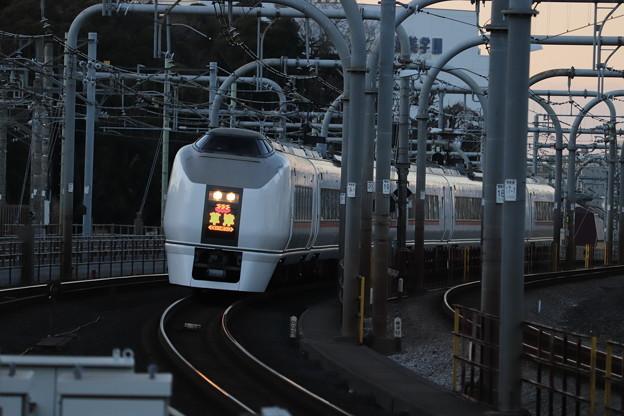 高崎線 651系1000番台 草津