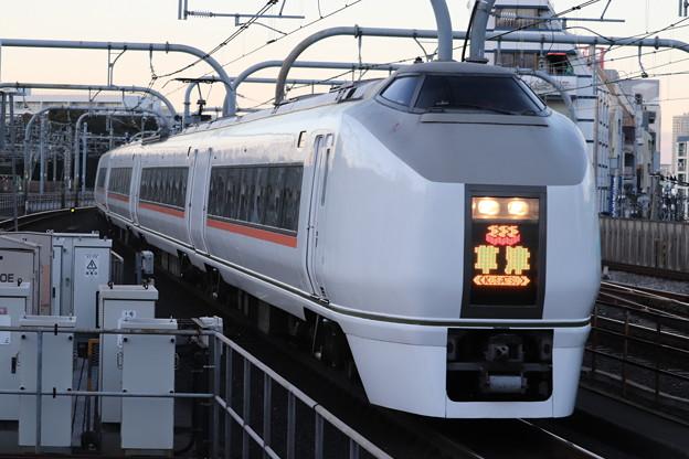 高崎線 651系1000番台 草津 (2)