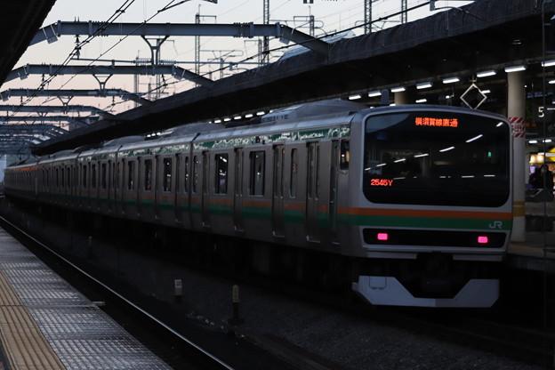湘南新宿ライン E231系1000番台U45編成