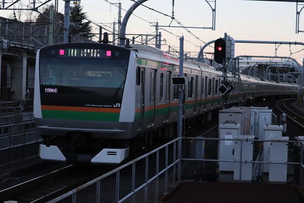 高崎線 E233系3000番台E-07編成