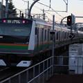Photos: 高崎線 E233系3000番台E-07編成