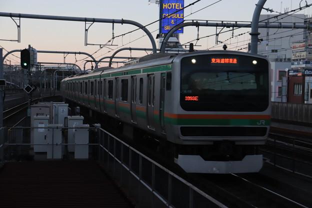 高崎線 E231系1000番台K-19編成