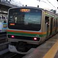 Photos: 高崎線 E231系1000番台K-19編成 後追い