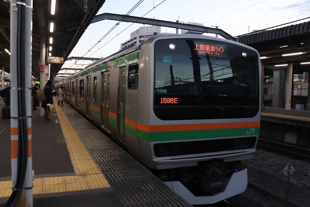 宇都宮線 E231系1000番台U53編成