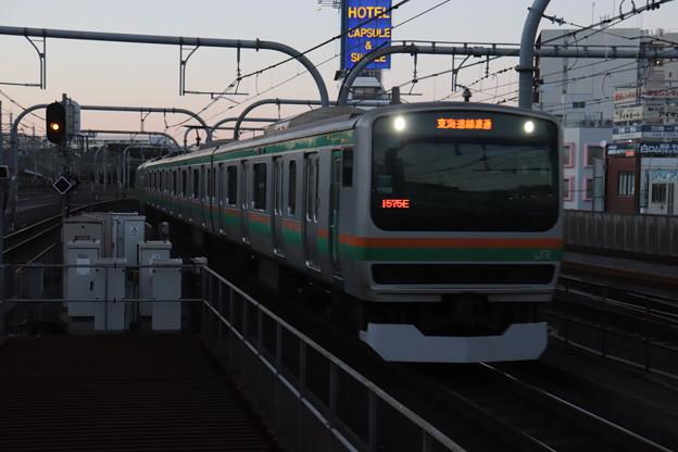 Photos: 宇都宮線 E231系1000番台