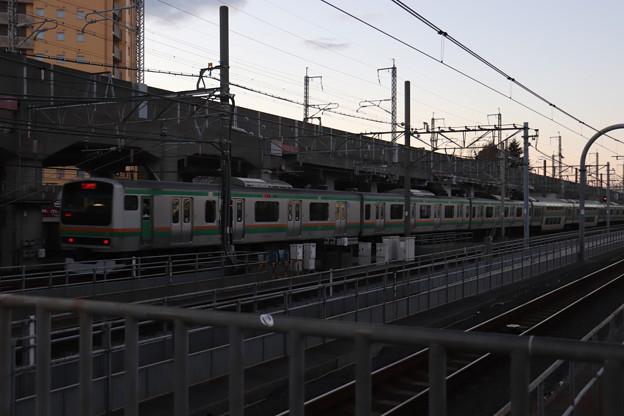 湘南新宿ライン E231系1000番台