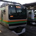 Photos: E231系1000番台S-19編成・E233系3000番台E-59編成