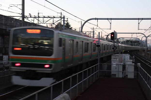 高崎線 E231系1000番台