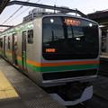 Photos: 宇都宮線 E231系1000番台U69編成