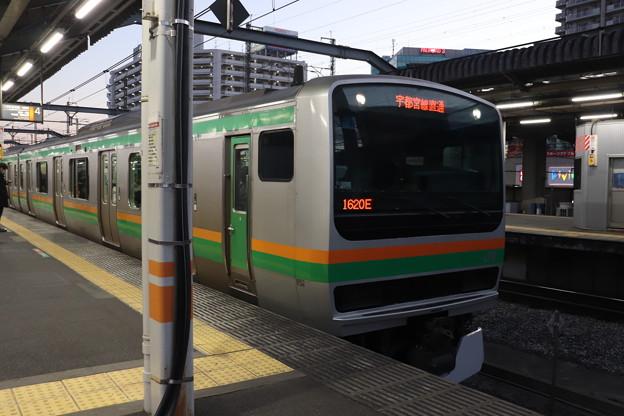 宇都宮線 E231系1000番台U69編成 (1)