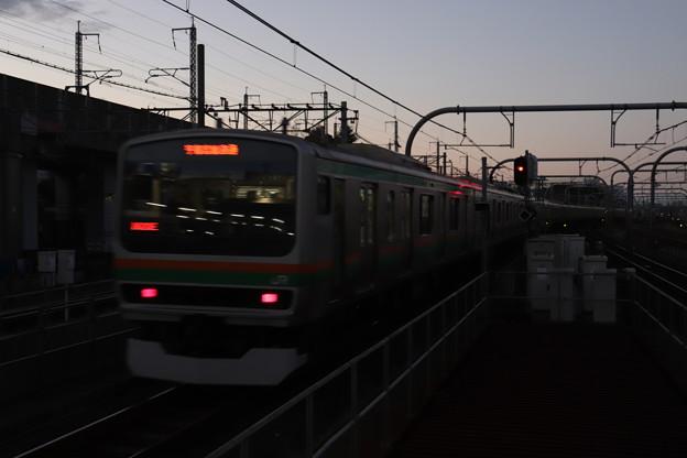 宇都宮線 E231系1000番台