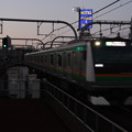 Photos: 宇都宮線 E233系3000番台