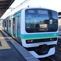 常磐快速線 E231系マト123編成