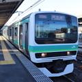 常磐快速線 E231系マト123編成 (1)