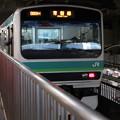 常磐快速線 E231系マト105編成 (1)