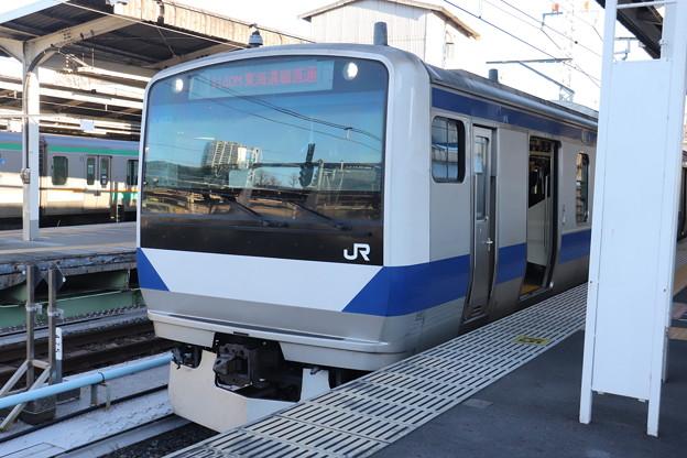 上野東京ライン E531系K403編成