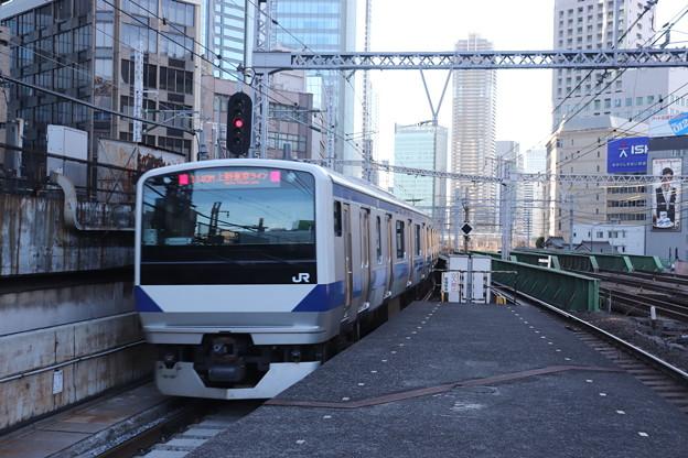 東海道線 E531系K479編成