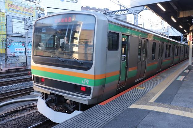 東海道線 E231系1000番台U522編成