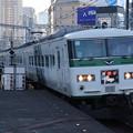 Photos: 東海道線 185系C1編成 踊り子