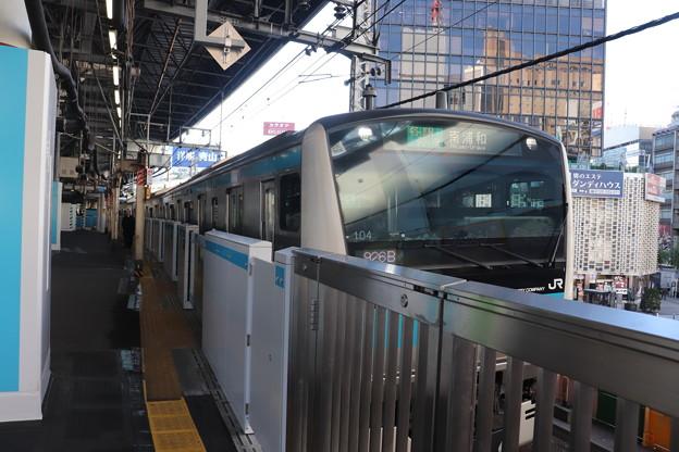 京浜東北線 E233系1000番台サイ104編成