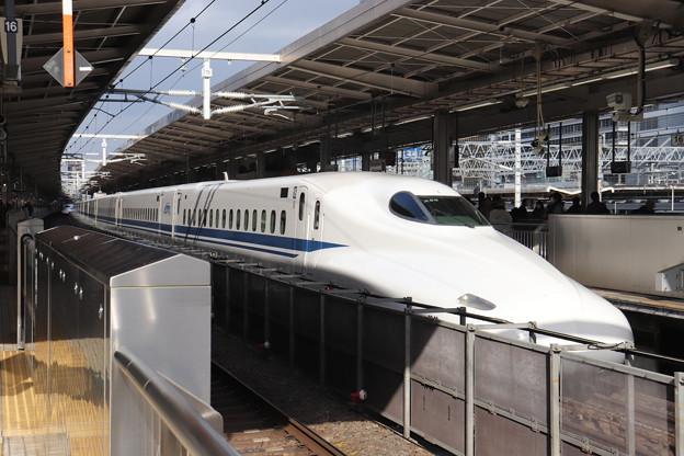 東海道新幹線 N700系2000番台X66編成