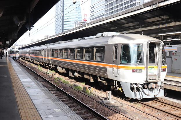 東海道線 キハ85系 貫通車 ワイドビューひだ