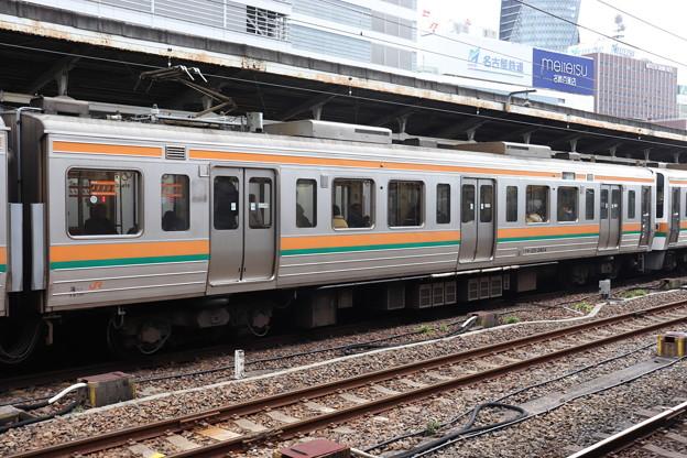 クモハ211-5604