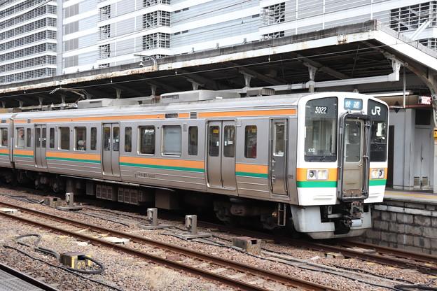 クモハ211-5022