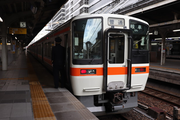 東海道線 311系G4編成 (1)